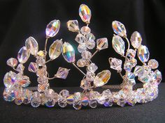 The Aurora Tiara. @chelseamcg, we both need one of these for December!