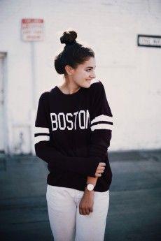 Veena Boston Sweater #brandymelville