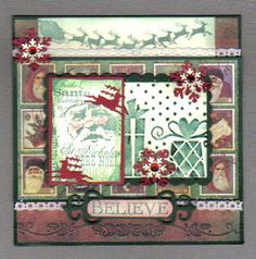 CraftEMarie: I Believe In Santa