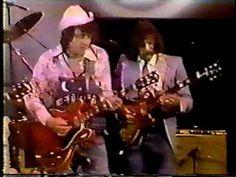 Dickey Betts w/ Elvin Bishop, Charlie Daniels & Bonnie Bramlett 1977 Mid...