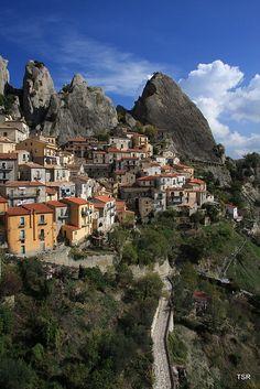 Castelmezzano Basilicata Italia