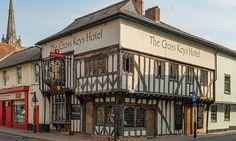 10 of the best small UK towns for winter breaks Christmas Breaks, Winter Breaks, Keys Hotel, English Village, Modern Restaurant, Weekend Breaks, British Isles, The Guardian, Day Trip