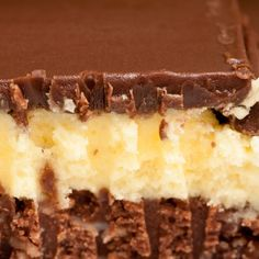 Classic Nanaimo Bars Recipe from Grandmother's Kitchen