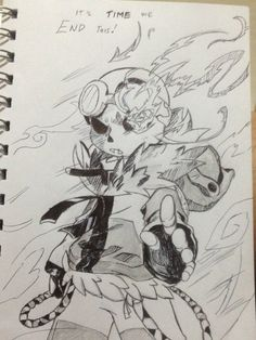Bursttale: TK by perfectshadow06.deviantart.com on @DeviantArt
