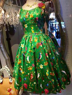 The Dress Shop-Enchanted Tiki Room