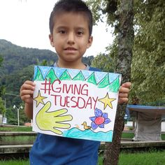 You can be part of the ‪#‎GivingTuesday‬ celebration this December 1st by sponsoring a child, donating to Education or sharing the work of Unbound. unbound.org/givingtuesday