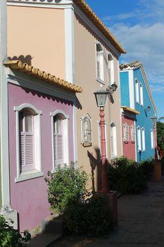 Vila Colorida - Porto Seguro - Bahia - Brasil