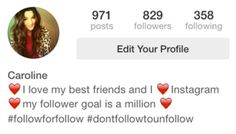 Best Instagram Bios for girls