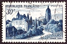 French Postage Stamp Stock Photos Images, Royalty Free French Postage Stamp Images And Pictures