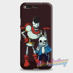 Undertale Game Google Pixel Case | casefantasy