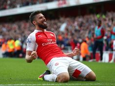 Arsenal hat-trick hero Olivier Giroud delighted to nab second from Spurs