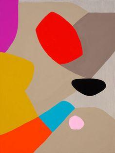 © Stephen Ormandy ~ Slippery Slope ~ 2009 oil on canvas at Tim Olsen Gallery Sydney Australia