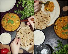 žít vege: červená čočka s vůní Indie Palak Paneer, Hummus, Indie, Food And Drink, Cooking, Ethnic Recipes, Kitchen, Brewing, Cuisine