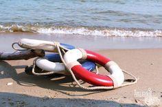 lifebuoys on the sea http://zeglarskieklimaty.pl/