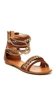 ZIGI | Zigi Soho Outlaw Ankle Strap Sandal | Nordstrom Rack 8.5