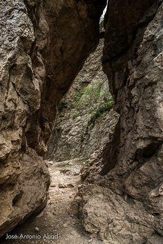 Parque geológico de Aliaga, Teruel