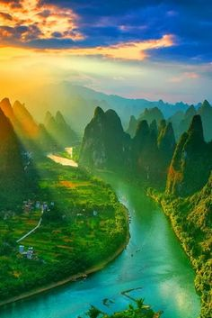 donyaye delpazir - Google+Mount Xiang Gong, Guilin, China