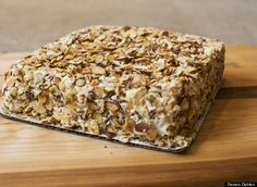 Burnt Almond Torte - available for delivery.  Huffington Post named it the best cake in America!  From Prantl's Bakery in Pittsburgh.