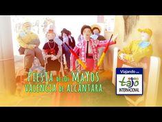 Fiesta de los Mayos en Valencia de Alcántara #Tajointernacional
