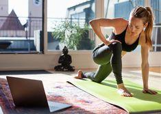 Clases y Talleres Online Pranayama, Short Workouts, At Home Workouts, Warrior Yoga, Lack Of Motivation, Discipline, Health App, Regular Exercise, Best Yoga