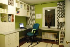 Image result for home office ikea hacks