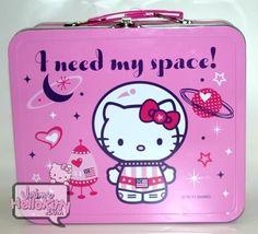 Hello Kitty astronaute (2) - Paperblog