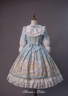 Hinana -Angels In Dreams- Lolita OP Dress