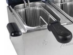 Fritadeira Elétrica Dupla 2 Litros Inox - Cotherm com as melhores condições você encontra no Magazine Linhatotal. Confira!