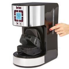 Amazon.com: BRIM SW30 Size-Wise Programmable Coffee Station: Kitchen & Dining