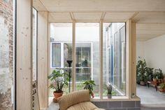Architectenkantoor: RAAMWERK - Wolterslaan