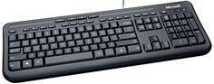 Microsoft Wired Desktop 600 (Black) #deals