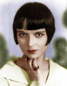 Louise Brooks. Lulu was the quintessential flapper!