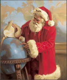 Love for Books!: ~Santa's Time Off