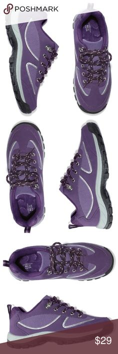 CUSHION WALK ALL TERRAIN PURPLE SNEAKER CUSHION WALK ALL TERRAIN PURPLE SNEAKER COLOR: PURPLE MAN MADE MATERIALS WIPE WITH A DRY CLOTH MADE IN CHINA Avon Shoes Sneakers