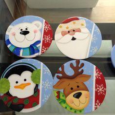Individuales Navidad
