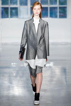 Zero + Maria Cornejo (Spring-Summer 2015) R-T-W collection at New York Fashion Week  #AlexiaBellini #AlishaJudge #AlyoshaKovalyova #BrunaLudtke #DariaPiot #DashaGold #ElizaHartmann #FridaMunting #JaniceCompte #LeomieAnderson #LeticiaOrchanheski #LizaSchwab #MarineVanOutryve #NewYork #RoxanneSanderson #SarahTaylor #SigneRasmussen #SissiHou #TanyaKatysheva #TianYi #ViolettaRogacka #Zero+MariaCornejo #ZoeColivas #ZuriTibby