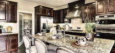 Radford II 3795 New Home Plan in Lakes Of Savannah: Savannah Bend - Brookstone Collection by Lennar
