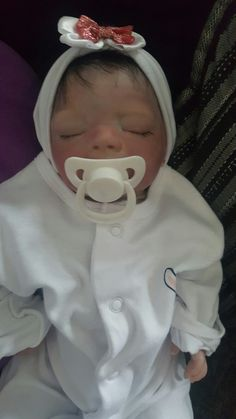 say hello to this beautiful baby  ... megan  she is a premature baby. soo i will be selling her for £180.    ....  she will make a great xmas present. ... just message me    xxxx