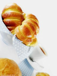 Pan brioche de Julia Child