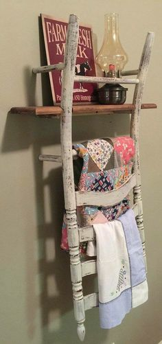 """Repurposed old chair ideas can vary quite a bit; in fact, they can be made into anything from a benchRead More Exciting Repurposed Old Chair Ideas You Can Make in a Day"""""""