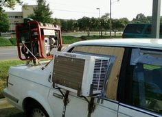 Red Neck Air Conditioner