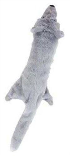 Ethical Skinneeez Big Bite Wolf Stuffingless Dog Toy * Check out this great product.Note:It is affiliate link to Amazon.