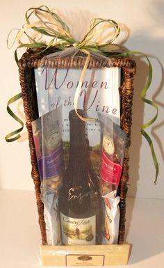 Wine Gift Basket Raffle