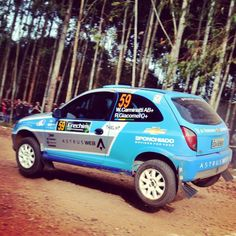 Rally Internacional de Erechim 2012