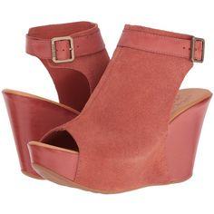 a950f57db2d Kork-Ease Berit (Rust Rust Combo) Women s Wedge Shoes (10.930 RUB