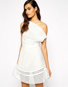 Chic One-Shoulder Dresses for Spring | StyleCaster