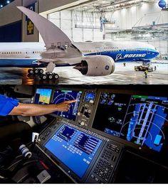 Boeing 777x, Boeing Planes, Airplane Wallpaper, Aviation Technology, Microsoft Flight Simulator, Civil Aviation, Flight Deck, Aircraft Design, Military Aircraft
