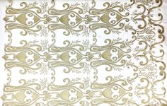 Gold Metallic Embroidered Tulle