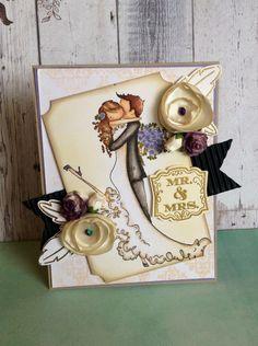 Stamping Bella Uptown Girls Mr  Mrs by TrinityRoseDesigns29, $5.00