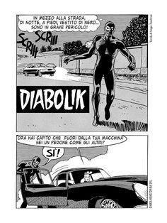 "porelpiano: ""DANGER: DIABOLIK"" + Jaguar E type"